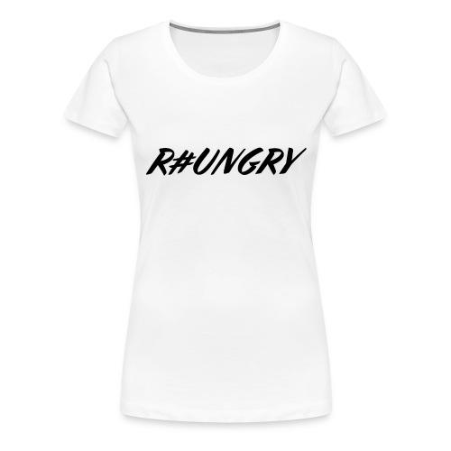 rungryv4 - Women's Premium T-Shirt