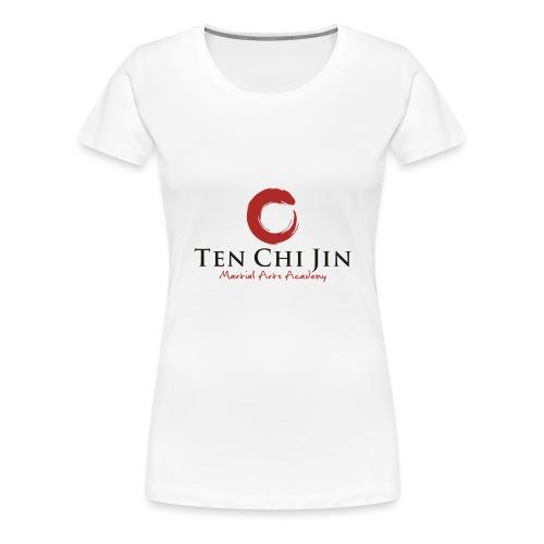 Ten Chi Jin Martial Arts Academy - Dame premium T-shirt