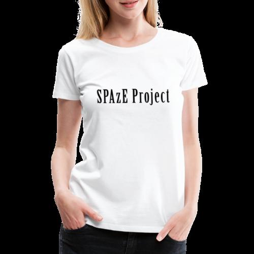 SPAzE Project - Premium-T-shirt dam