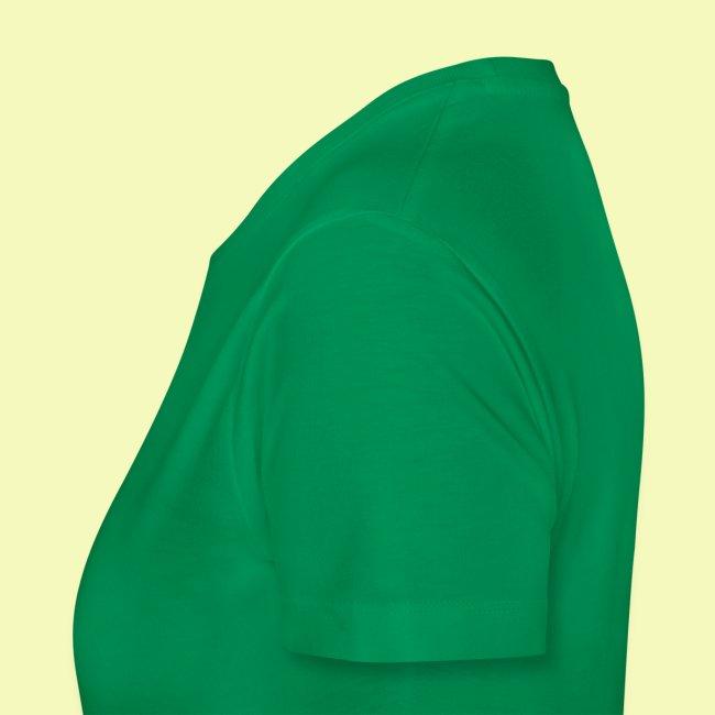 Schriftzug Grün