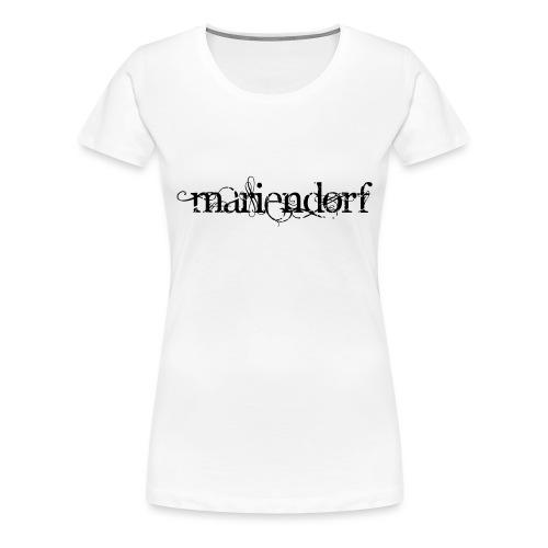 mariendorf_bogen - Frauen Premium T-Shirt