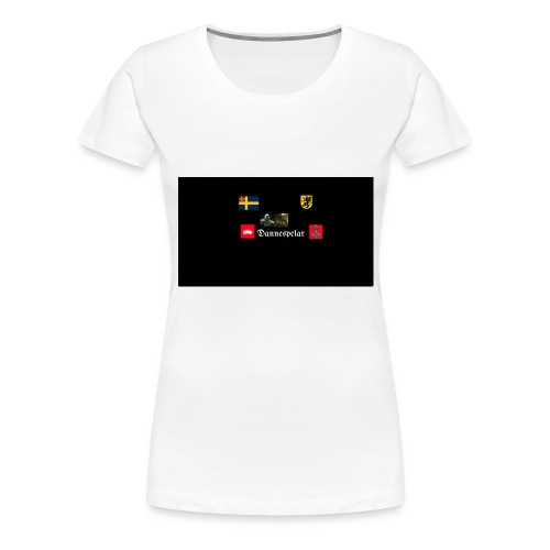 Nya Profilen - Premium-T-shirt dam