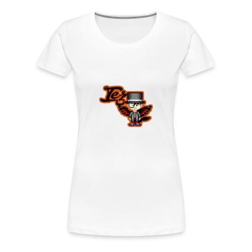 Tez Avatar - Women's Premium T-Shirt