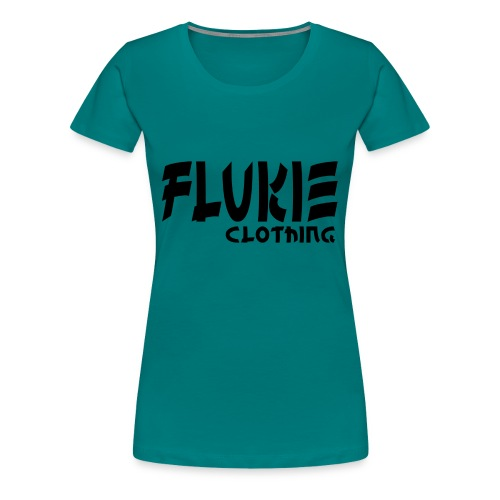 Flukie Clothing Japan Sharp Style - Women's Premium T-Shirt