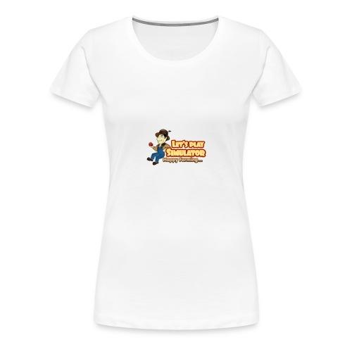 LPS LOGO - Women's Premium T-Shirt