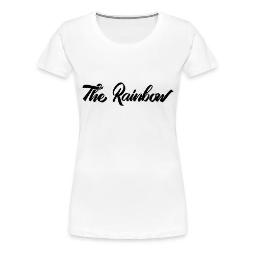THE RAINBOW Tshirt - T-shirt Premium Femme
