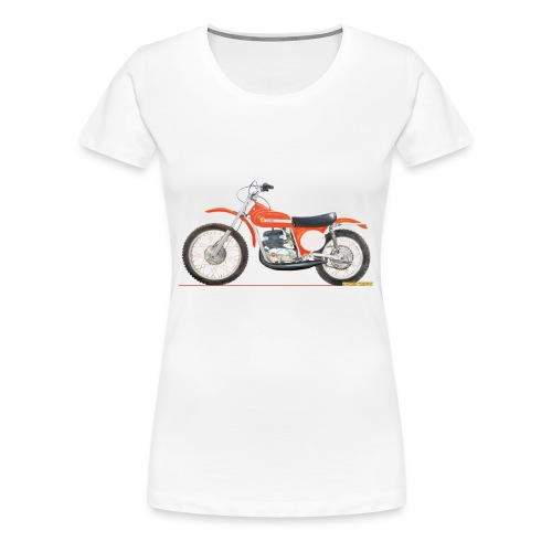 Montesa Cappra 360 GP - Camiseta premium mujer