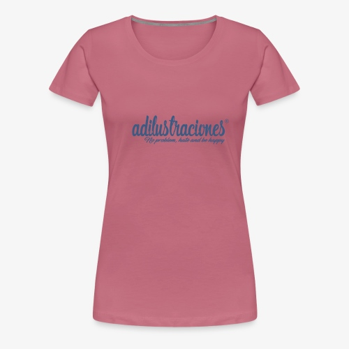 adilustraciones - Camiseta premium mujer