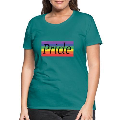 Pride | Regenbogen | LGBT - Frauen Premium T-Shirt