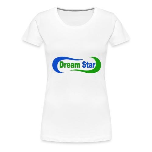 Dream Star - Vrouwen Premium T-shirt