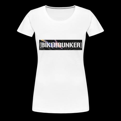 Bikergan - Frauen Premium T-Shirt