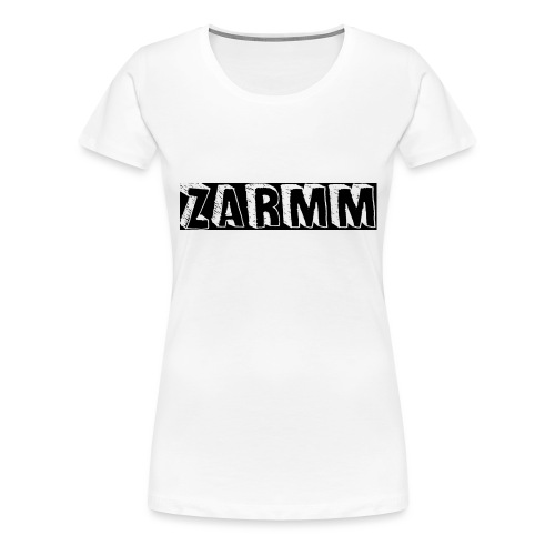 Zarmm collection - T-shirt Premium Femme