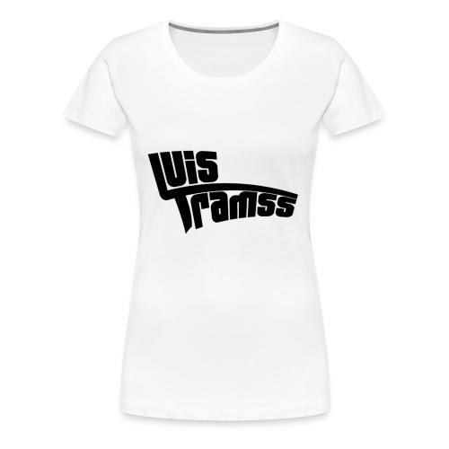 luis tramss - T-shirt Premium Femme