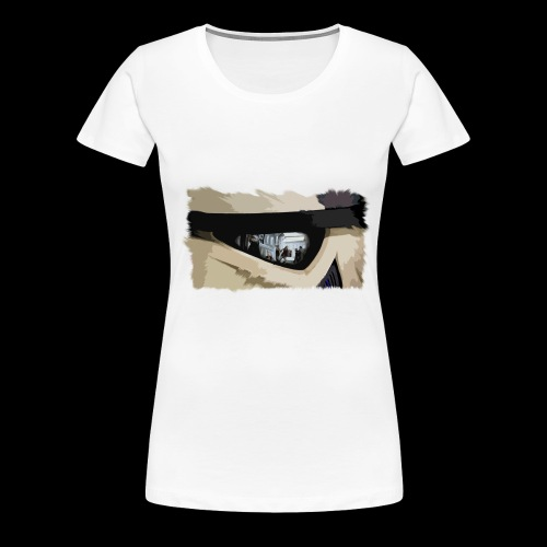 Hope In Sight - Women's Premium T-Shirt