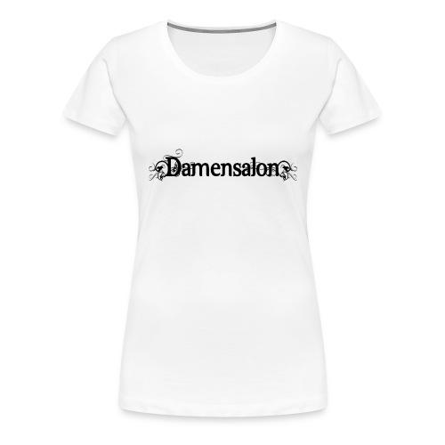 damensalon2 - Frauen Premium T-Shirt
