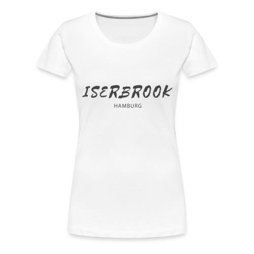 ISERBROOK - Hamburg - Frauen Premium T-Shirt