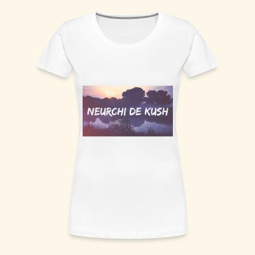 🌼🔥🍁☘️ - T-shirt Premium Femme