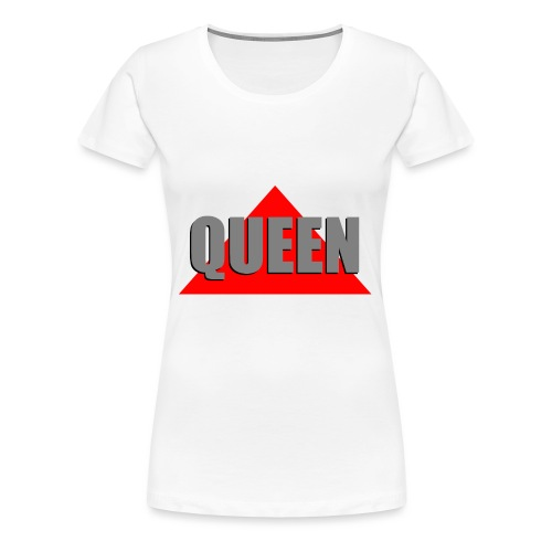 Queen, by SBDesigns - T-shirt Premium Femme