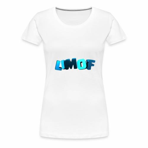 Scritta LIMOF - Maglietta Premium da donna