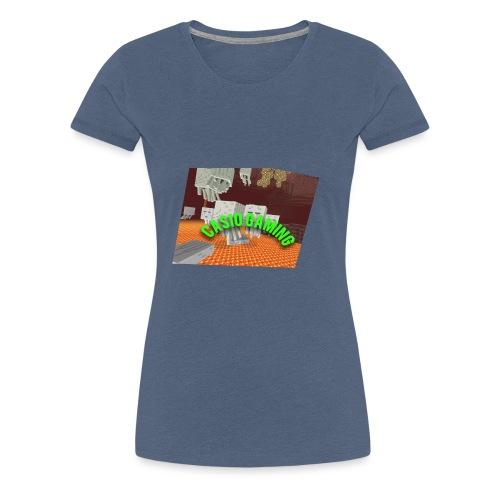 Logopit 1513697297360 - Vrouwen Premium T-shirt