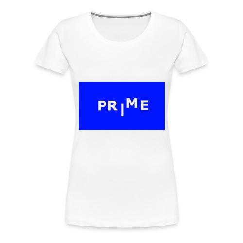 PR|ME - Premium-T-shirt dam