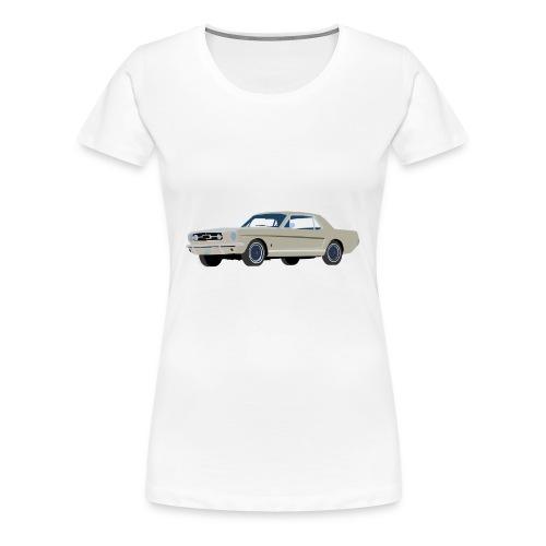 Mu'draw - T-shirt Premium Femme