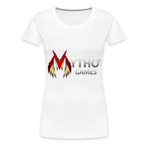 Transparent Logo - Women's Premium T-Shirt