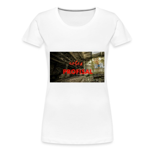 profisal - Koszulka damska Premium