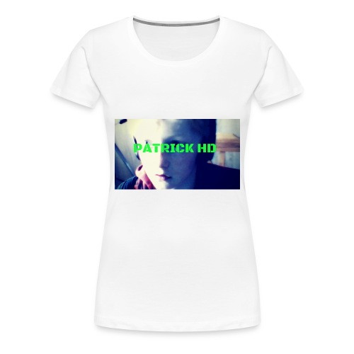 PATRICK HD - Vrouwen Premium T-shirt