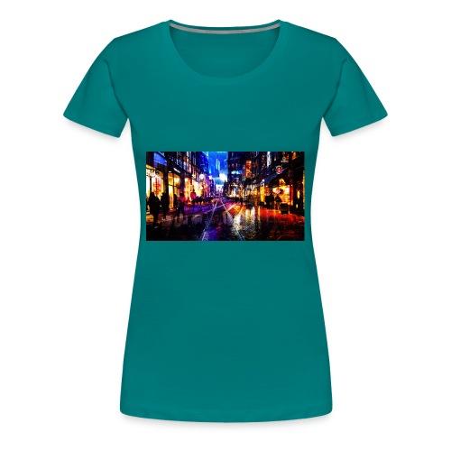 Flip Side Photography Amsterdam - Women's Premium T-Shirt