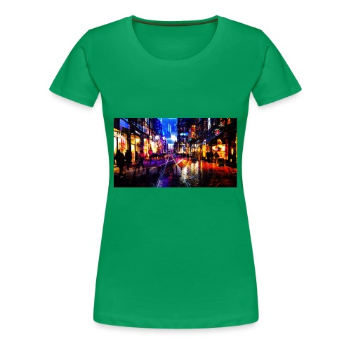 Flip Side Photography Amsterdam - Women's Premium T-Shirt