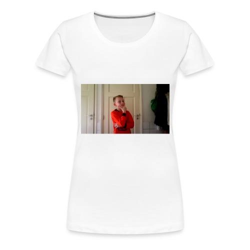 generation hoedie kids - Vrouwen Premium T-shirt