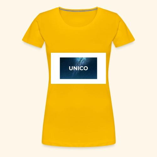 copertina canzone-unico - Maglietta Premium da donna