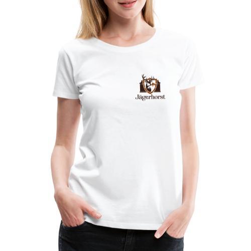 Jägerhorst Logo - Frauen Premium T-Shirt