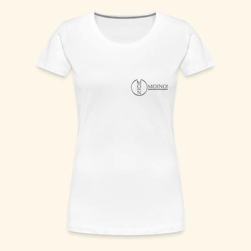 Moino! Long Shaped Shirt - Frauen Premium T-Shirt