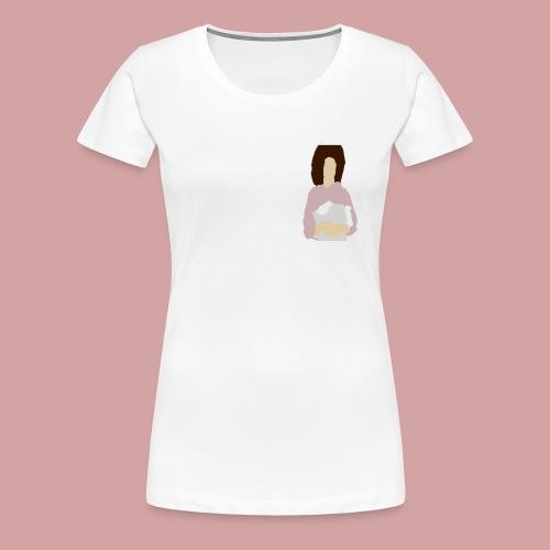 Character Cartoon - Women's Premium T-Shirt