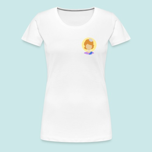 080CC741 2850 44C8 9954 A89594F34391 png - T-shirt Premium Femme