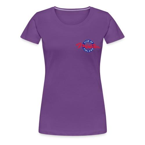 miata logo vektori pieni - Naisten premium t-paita