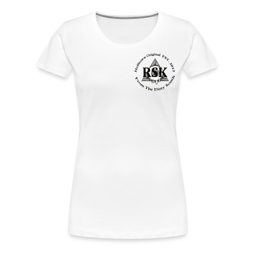 RSK Original - Premium-T-shirt dam