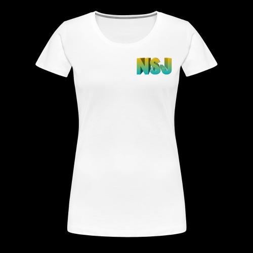 NSJ - Frauen Premium T-Shirt