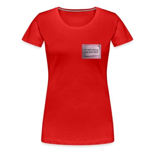 IMG 1322 - Dame premium T-shirt