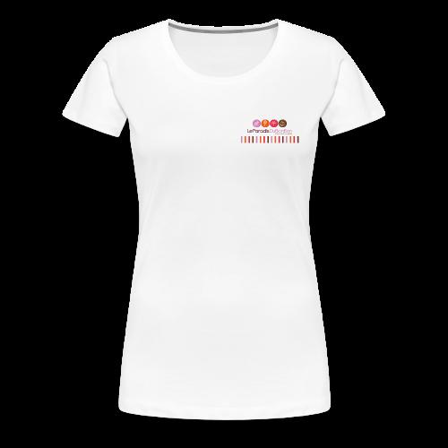 Le Paradis Du BonBon - T-shirt Premium Femme