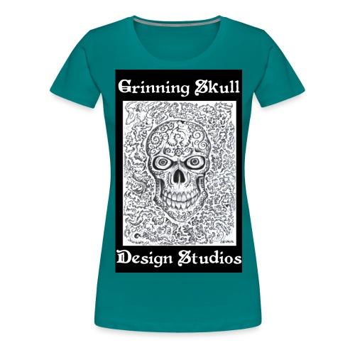 grims1 jpg - Women's Premium T-Shirt