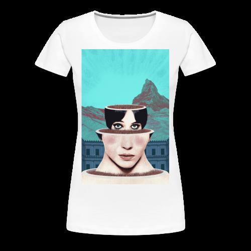 Matrioska - Maglietta Premium da donna