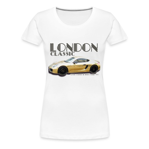 London Classic - Women's Premium T-Shirt