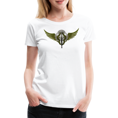 Para Commando - T-shirt Premium Femme