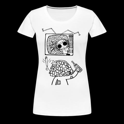 dehidre 1 - Camiseta premium mujer