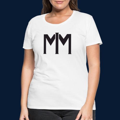 Mighty Mage Emblem - Koszulka damska Premium