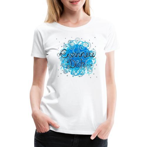 Erinnere dich - Frauen Premium T-Shirt