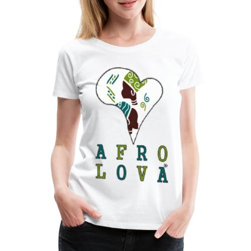 wassila - T-shirt Premium Femme
